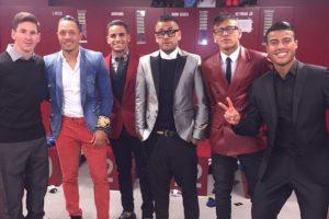 Estos son algunos de los looks 'extravagantes' de Lionel Messi Foto:Instagram @NeymarJR. Imagen Por: