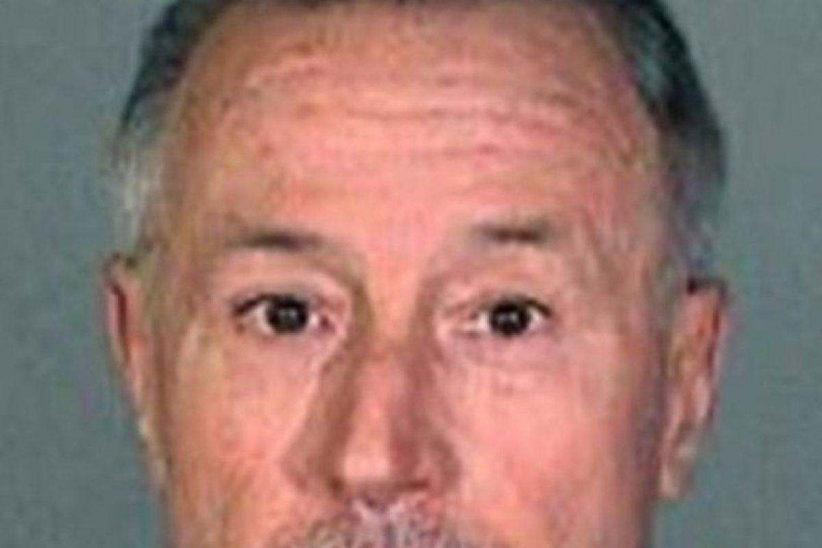 Mark Berndt abusó de 23 niños. Foto:Policía de Los Ángeles. Imagen Por: