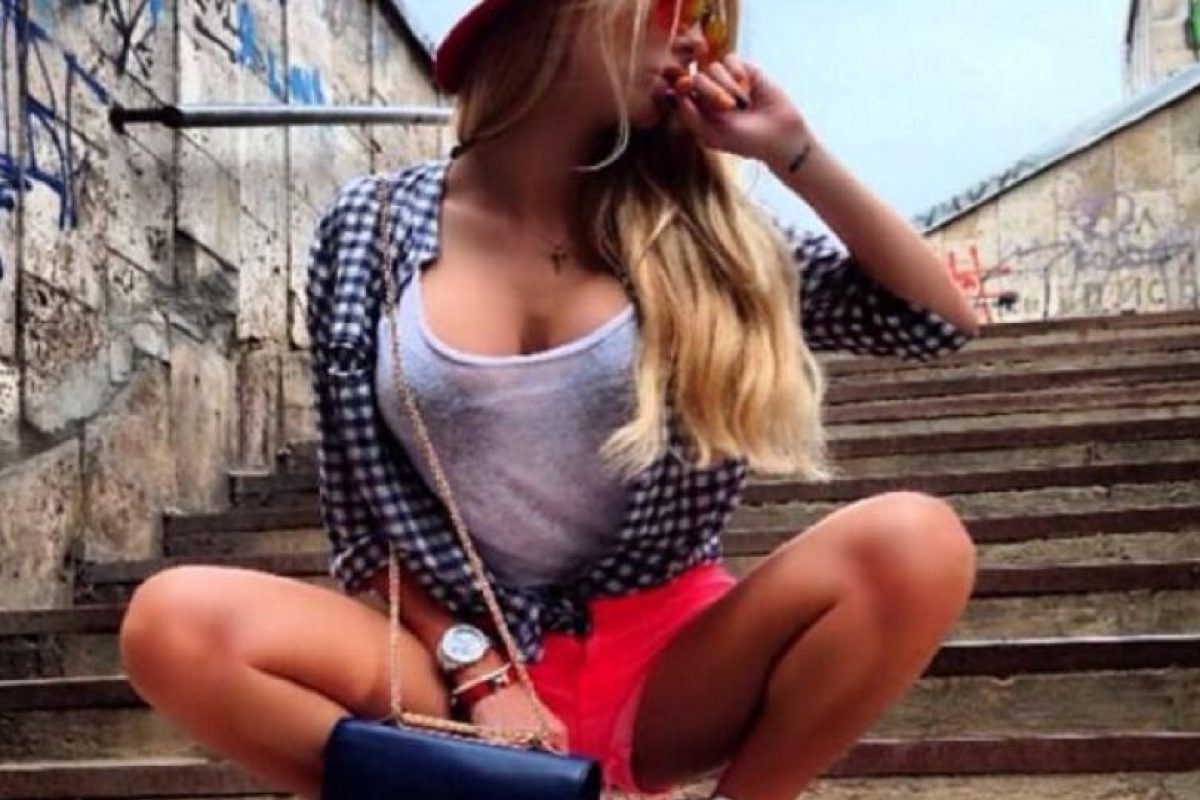 Al respecto, una persona cercana a la familia mencionó que su marido era muy infeliz debido a las fotos que su ex esposa publicaba, informó el diario Ucrania Today. Foto:Vía Facebook XoxoAlenaPo. Imagen Por: