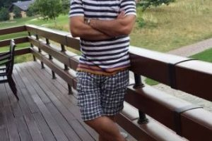Él es Alexandr Politukha, ahora ex esposo de Alena. Foto:Vía Facebook Alexandr. Imagen Por: