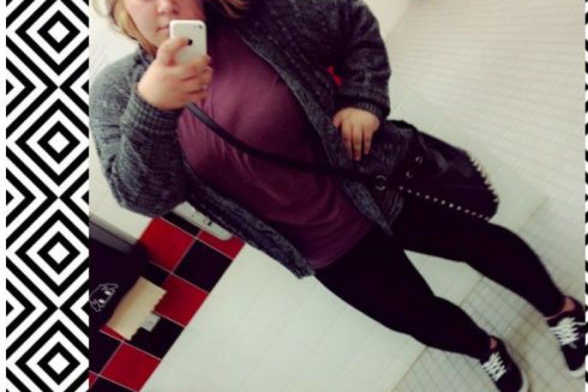 """Esto ha permitido que prendas """"prohibidas"""" para las mujeres plus- size sean ahora accesibles. Foto:Instagram. Imagen Por:"""