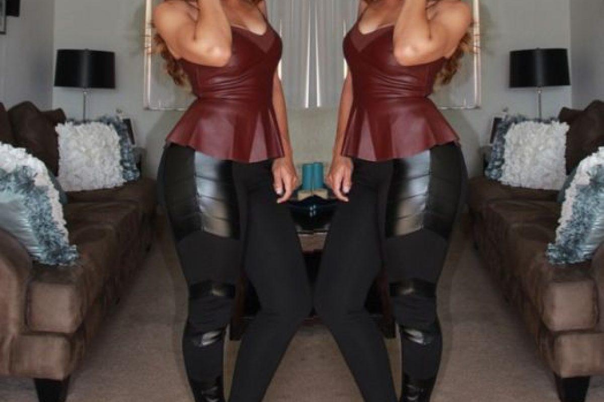 Ahora las mujeres que compren por Internet pueden acceder a todo tipo de leggings y en la talla que quieran. Foto:Pinterest. Imagen Por: