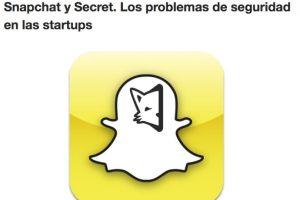 Snapchat consiguió mejorar los passwords y seguridad en servidores, pero su mala fama aún permanece entre los usuarios. Foto:http://blog.perpetuall.net/. Imagen Por: