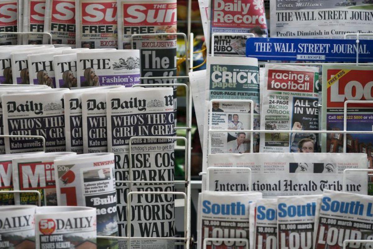 Una de ellas serán los convenios con periódicos estadounidenses para compartir noticias dentro de la red social. Foto:Getty. Imagen Por: