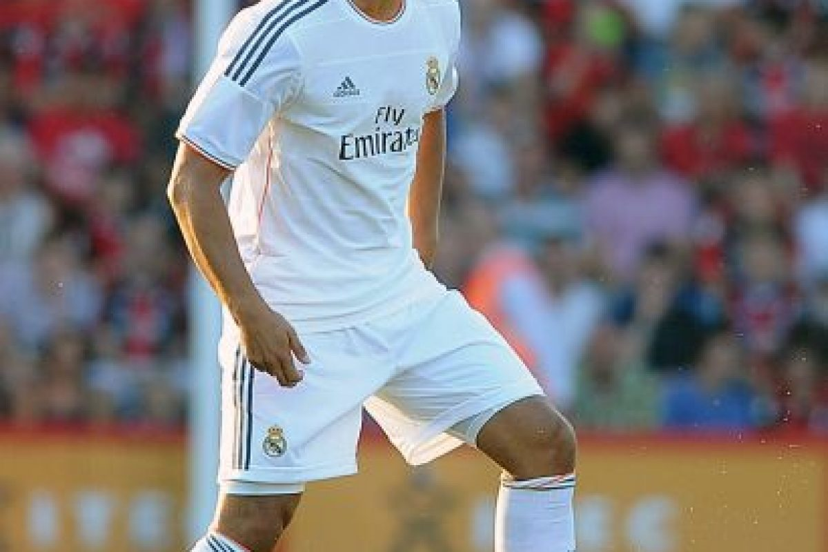 A nivel internacional consiguió 1 Champions League, 1 Supercopa de Europa y 1 Mundial de Clubes. Foto:Getty Images. Imagen Por: