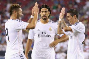 Su contrato con el Real Madrid vence el 30 de junio de 2015 y no ha renovado. Foto:Getty Images. Imagen Por: