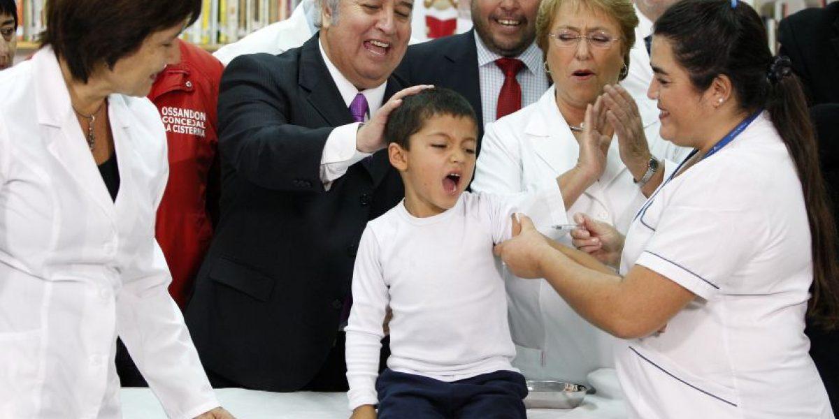 Gobierno amplía cobertura de campaña de vacunación contra la influenza