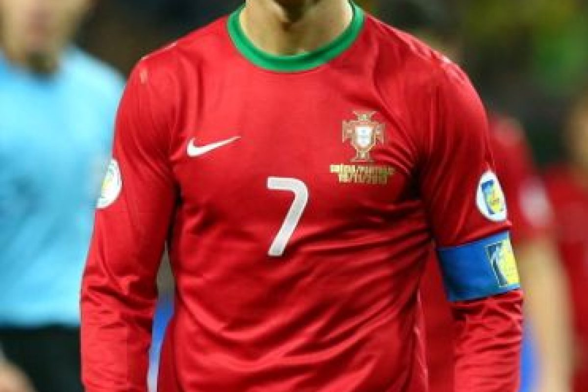 En la Eurocopa de 2012 utilizaron este diseño. Foto:Getty Images. Imagen Por: