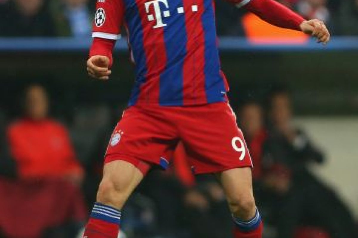 10. Robert Lewandowski (Bayern Munich) / Ingresos: 20.2 millones de euros. Foto:Getty Images. Imagen Por: