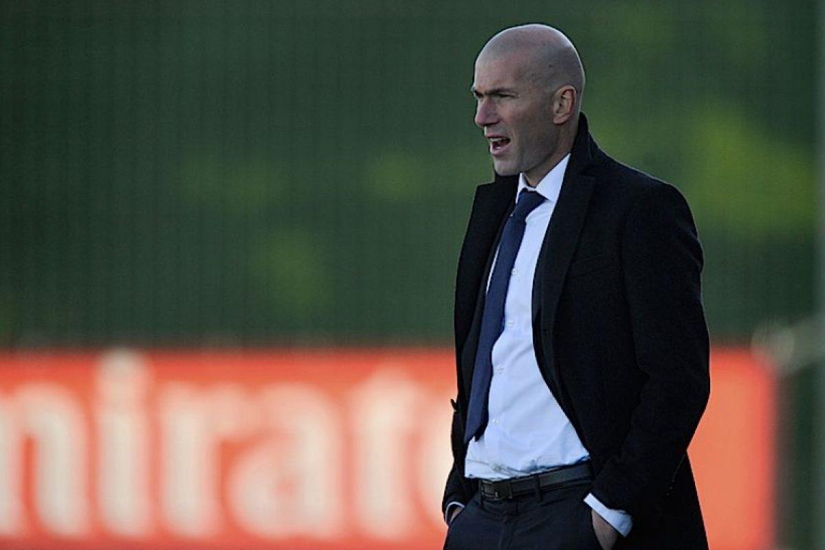 El ex futbolista francés actualmente dirige al Real Madrid Castilla, integrante de la Segunda B de España. Foto:Getty Images. Imagen Por: