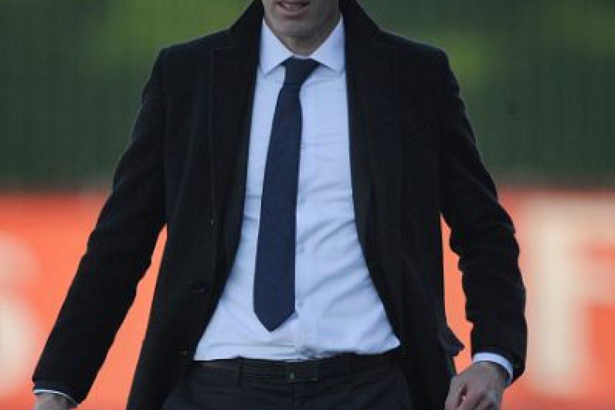 Zidane se ha dedicado a prepararse como entrenador desde su retiro de las canchas. Foto:Getty Images. Imagen Por: