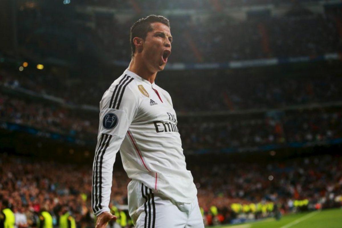2. Cristiano Ronaldo (Real Madrid) / Ingresos: 54 millones de euros. Foto:Getty Images. Imagen Por: