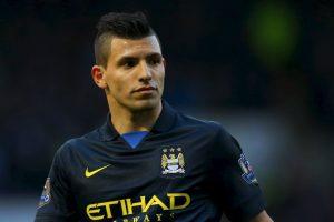 9. Sergio Aguero (Manchester City) / Ingresos: 21.2 millones de euros. Foto:Getty Images. Imagen Por: