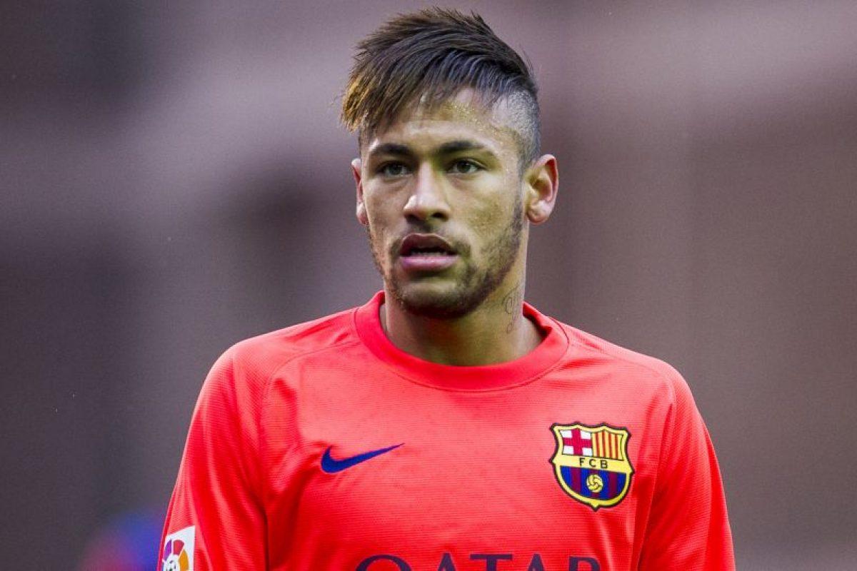 3. Neymar (Barcelona)/ Ingresos: 36.5 millones de euros. Foto:Getty Images. Imagen Por:
