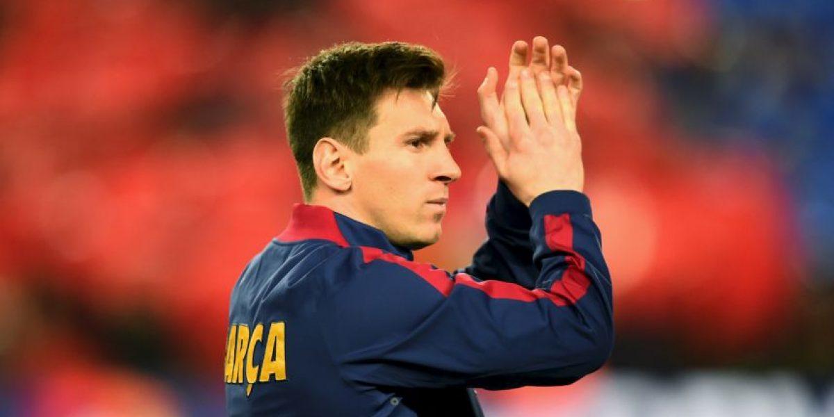 Lionel Messi encabeza el Top 10 de los futbolistas mejor pagados del mundo