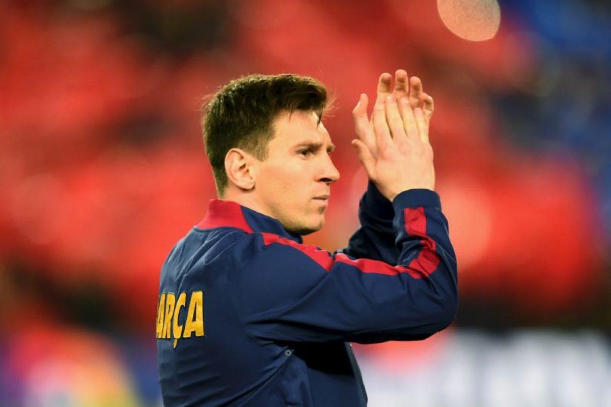 1. Lionel Messi (Barcelona) / Ingresos: 65 millones de euros. Foto:Getty Images. Imagen Por: