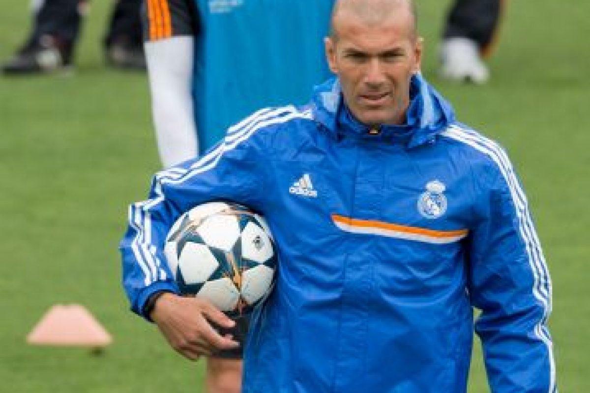 Es segundo entrenador del Real Madrid desde la temporada 2013-2014. Foto:Getty Images. Imagen Por: