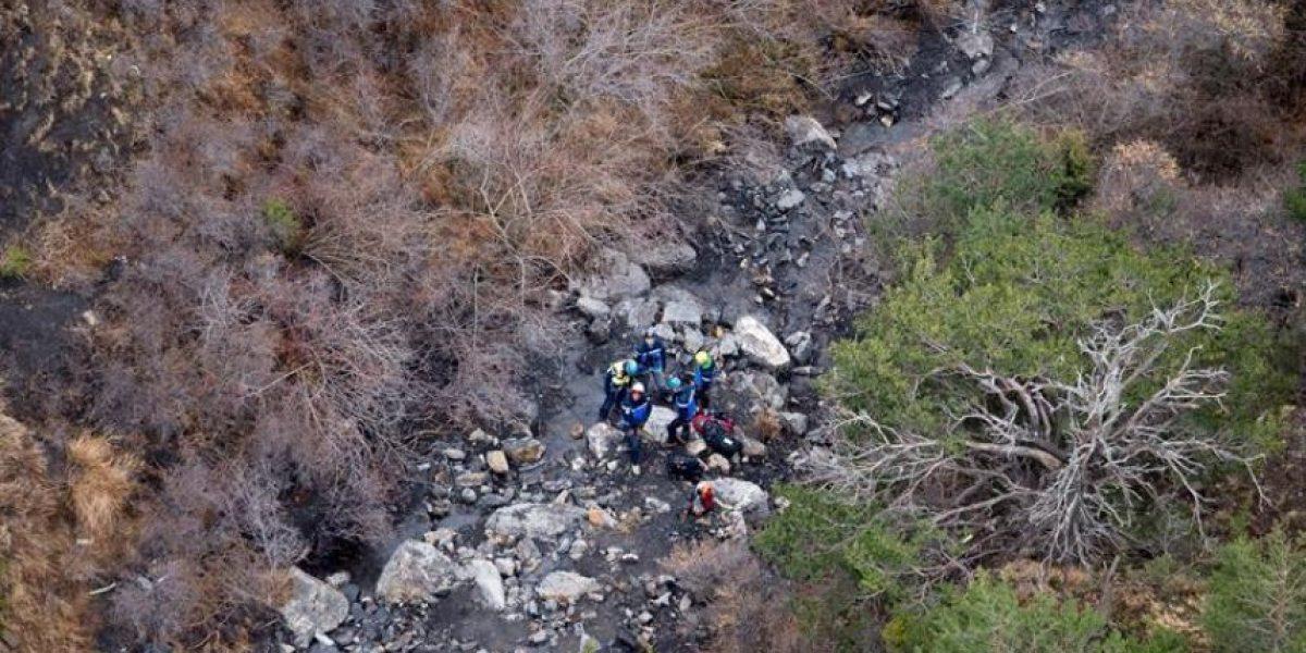 Estudiantes alemanes accedieron por sorteo al fatídico viaje en avión de Germanwings