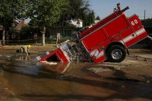 Los Ángeles, septiembre de 2009 Foto:Getty Images. Imagen Por:
