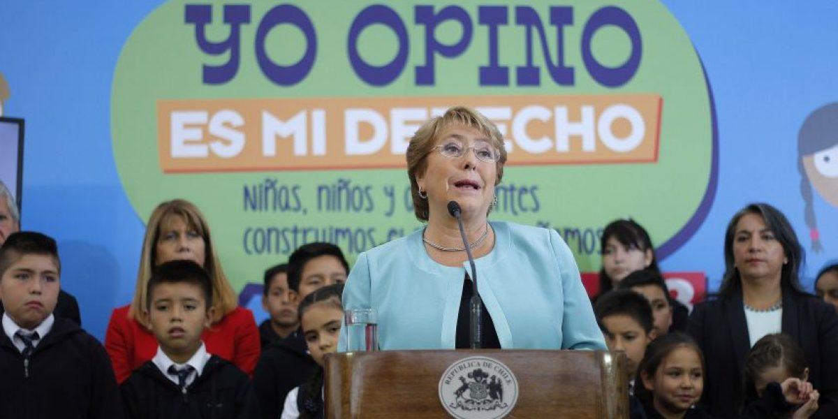 Bachelet por Caval y SQM: Todos los funcionarios del Gobierno deben colaborar en aclarar los hechos
