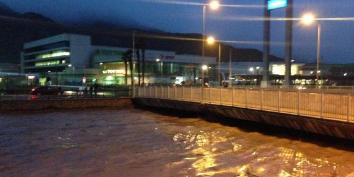 Saldo tras la emergencia en Copiapó: hay 24 damnificados, 21 aislados y 2 eventuales desaparecidos