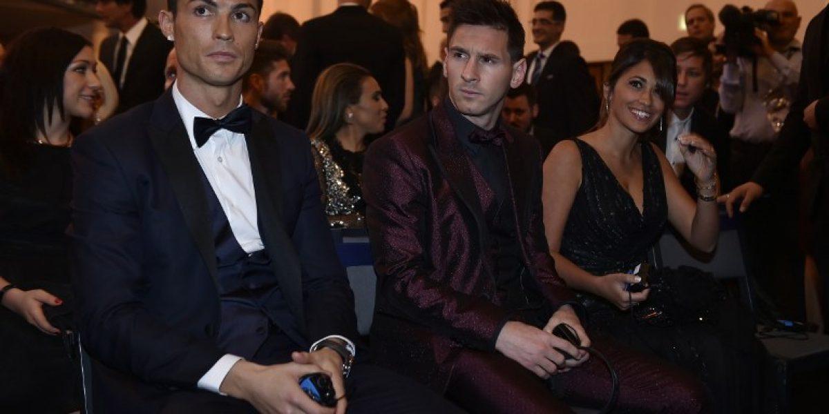 Messi y Cristiano son los más millonarios en el mundo del fútbol