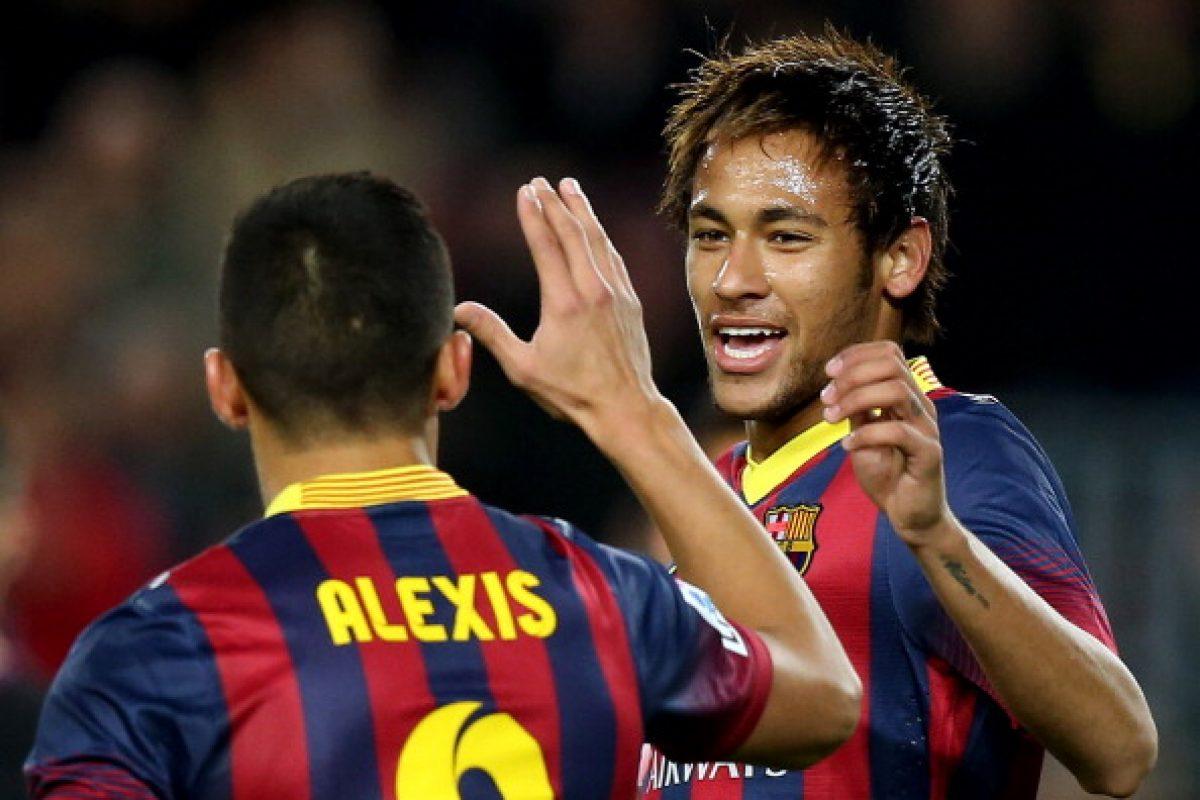 © 2014 FC Barcelona. Imagen Por: