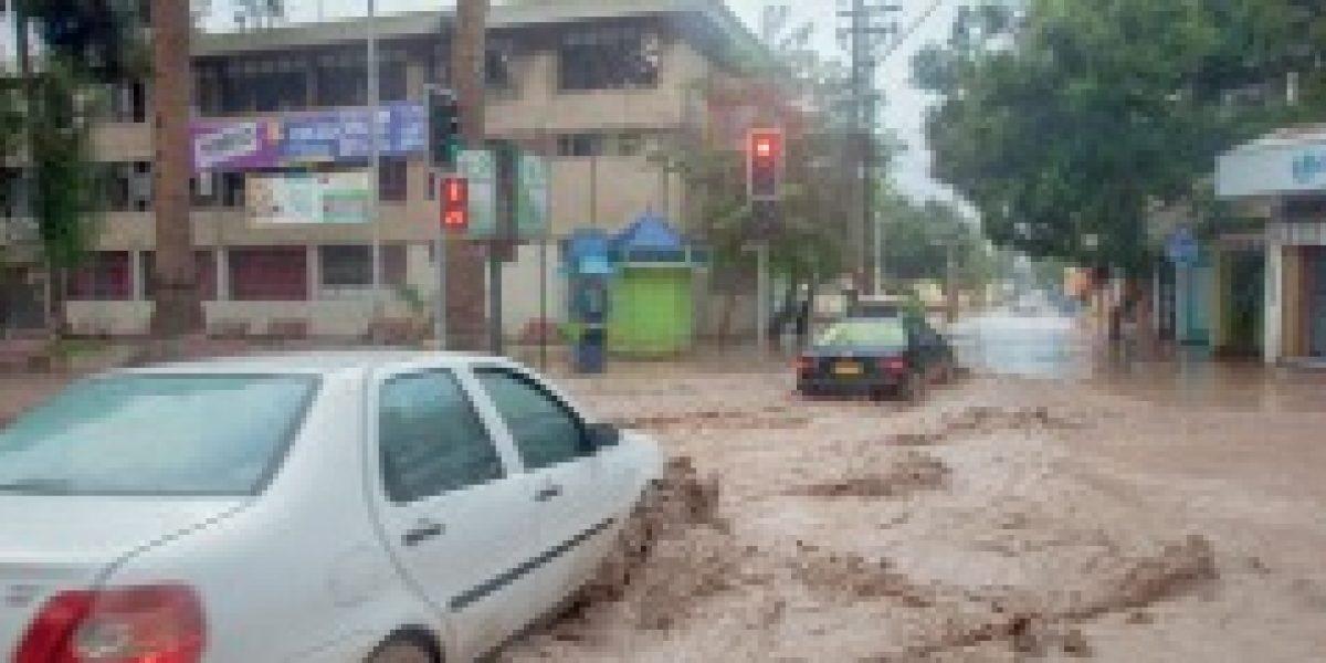 LAN informa que algunos de sus vuelos al norte se vieron afectados por lluvias