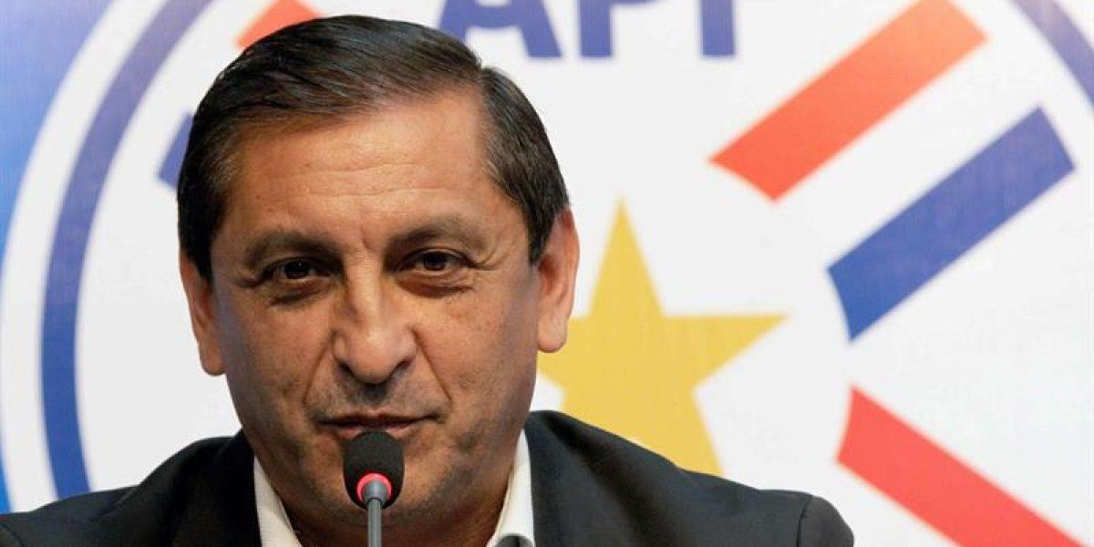 Siguen las loas: Entrenador de Paraguay calificó a Chile como un equipo muy competitivo