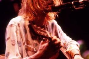 4. Cobain era un artista completo. Foto:Getty Images. Imagen Por: