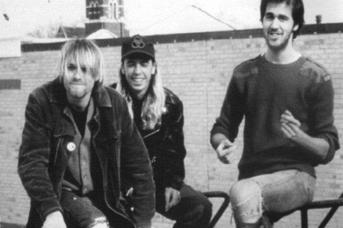 En el documental aparecen muchos de sus archivos. Foto:Nirvana/Facebook. Imagen Por: