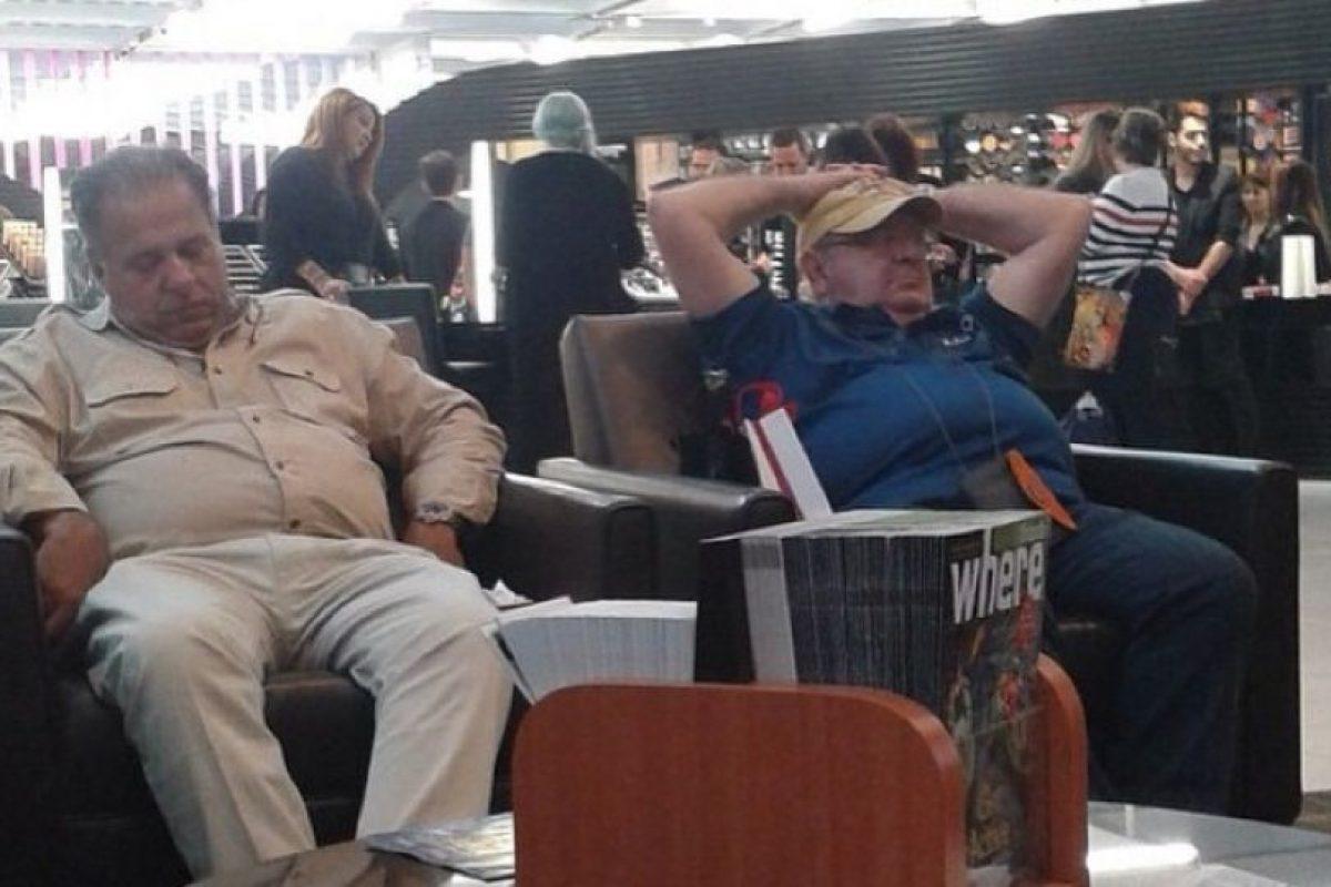 Cansancio en su máxima expresión… Foto:Vía Istagram: @miserable_men. Imagen Por: