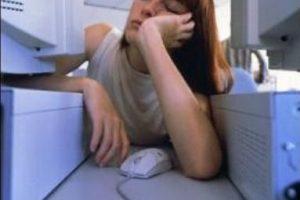 5. Irritación y estrés Foto:Tumblr.com/Tagged-trabajo. Imagen Por: