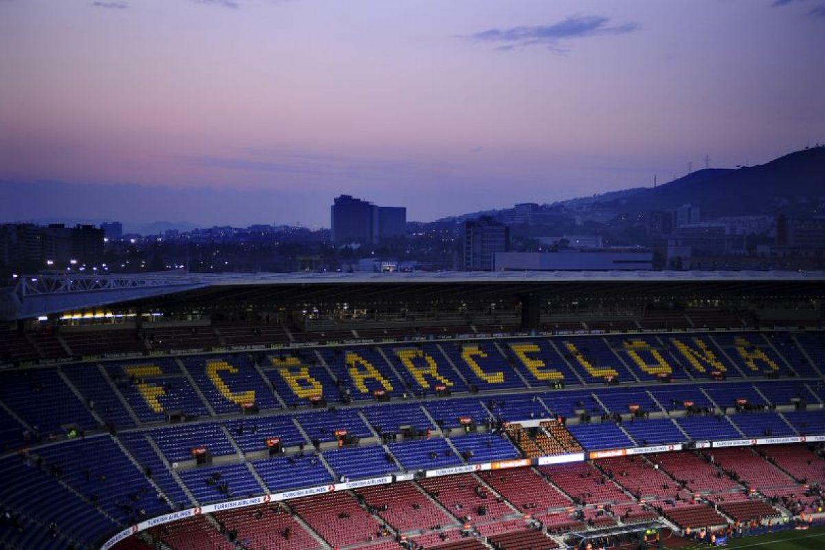 Dos veces ha sido sede de finales de Champions League: en 1989 (Milan vs Steaua Bucarest) y 1999 (Manchester United vs Bayern Munich) Foto:Getty Images. Imagen Por: