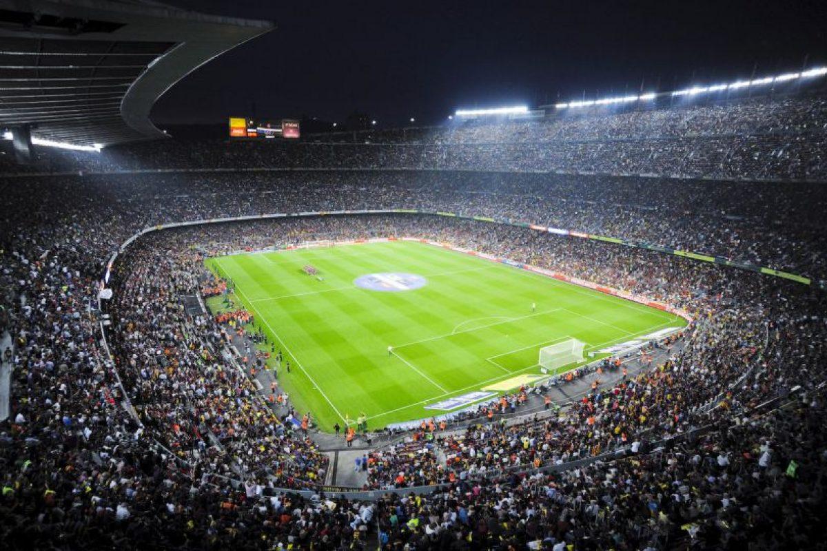 Para el Mundial de España 1982 acogió el partido inaugural entre Argentina y Bélgica. Foto:Getty Images. Imagen Por: