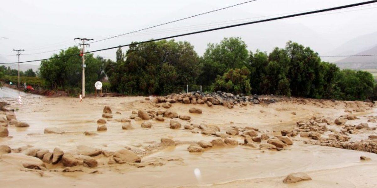 Estos son los albergues designados en Copiapó y Antofagasta para damnificados por las lluvias