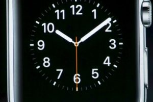 Esto por retrasos en la producción por parte de las empresas socias en la construcción del reloj. Foto:Getty. Imagen Por: