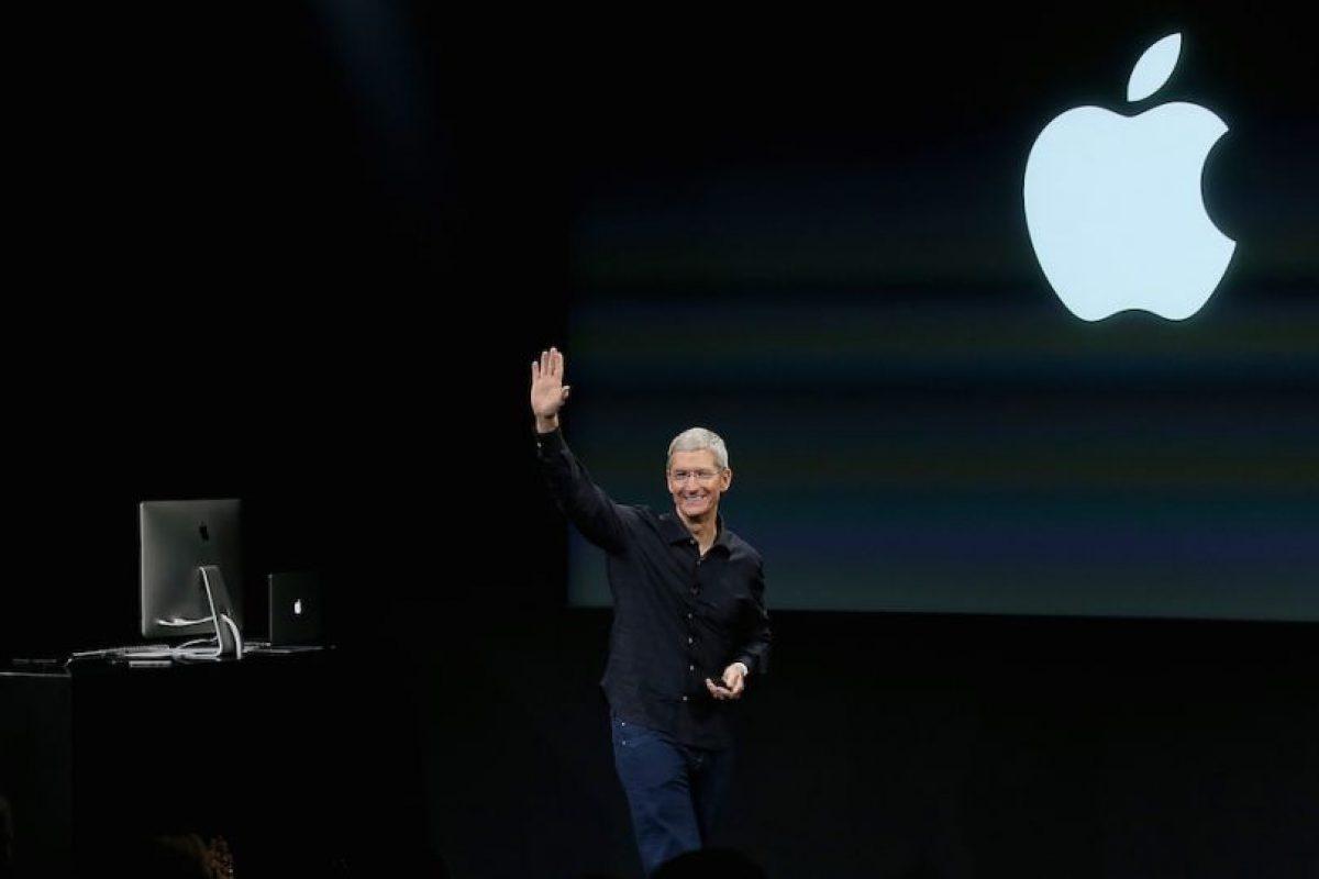 Según se reveló, Tim quizó donarle parte de su hígado a Steve Jobs para salvarle la vida. Foto:Getty Images. Imagen Por: