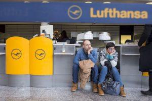 Lufthansa espera no perder clientes Foto:Getty Images. Imagen Por: