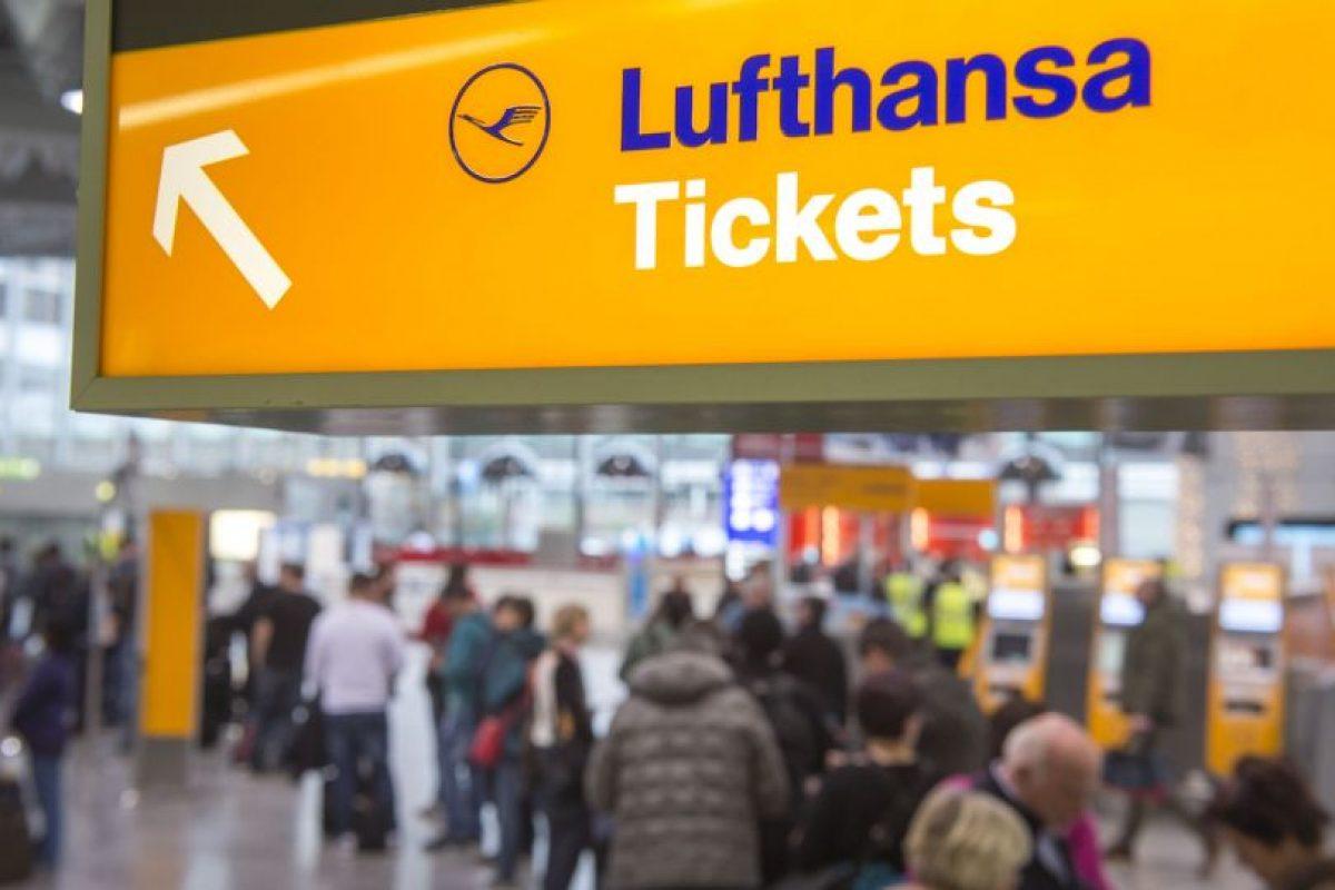 Lufthansa perdió un 29%en la Bolsa de Francfort Foto:Getty Images. Imagen Por: