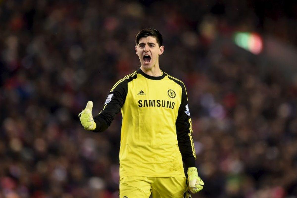 Suplentes: Thibaut Courtois (Portero) / Chelsea / Bélgica Foto:Getty Images. Imagen Por: