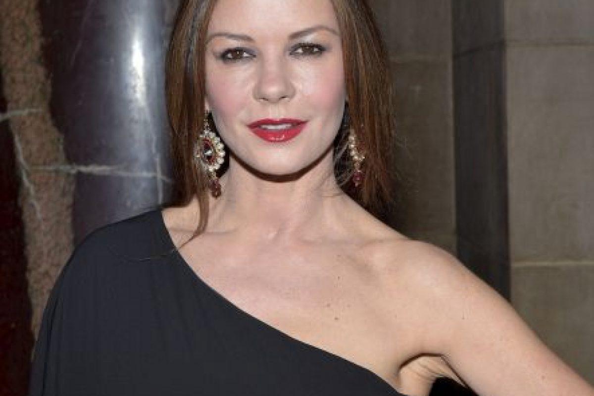 La actriz ganadora de un Óscar por la película Chicago tiene una cicatriz en la traquea. Foto:Getty Images. Imagen Por: