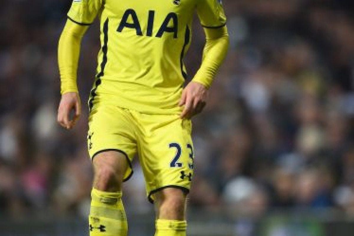 Suplentes: Christian Eriksen (medio) / Tottenham / Dinamarca Foto:Getty Images. Imagen Por: