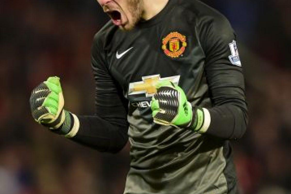 Portero: David de Gea / Manchester United / España Foto:Getty Images. Imagen Por: