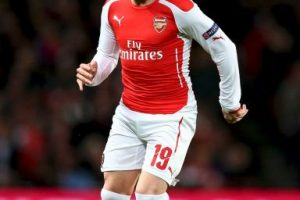 Suplentes: Santi Cazorla (medio) / Arsenal / España Foto:Getty Images. Imagen Por: