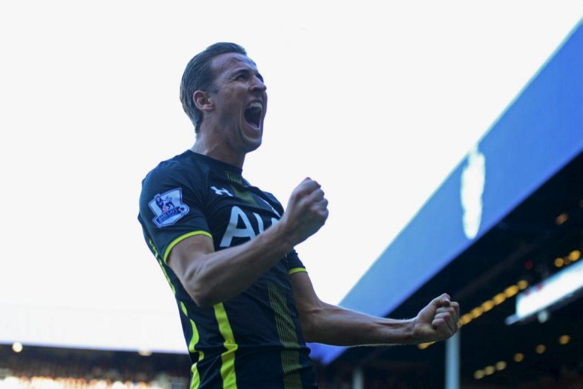 Delantero: Harry Kane / Tottenham / Inglaterra Foto:Getty Images. Imagen Por: