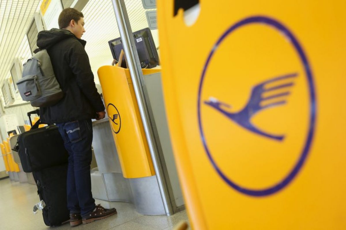 Lufthansa es la aerolínea mas grande de Europa Foto:Getty Images. Imagen Por: