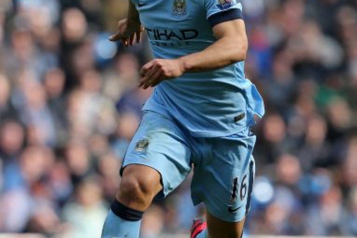 Suplentes: Sergio Aguero (delantero) / Manchester City / Argentina Foto:Getty Images. Imagen Por: