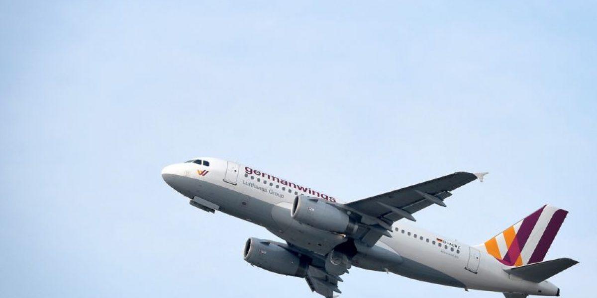 Caen acciones de Lufthansa tras estrellarse avión con 150 personas