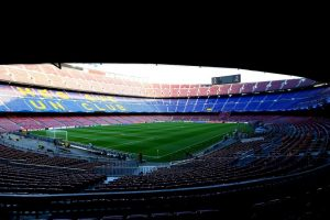 Ha sido sede de cinco finales de la Supercopa de Europa, cuando esta se disputaba a doble partido y el Barcelona jugaba como local: 1979, 1982, 1989, 1992 y 1997. Foto:Getty Images. Imagen Por: